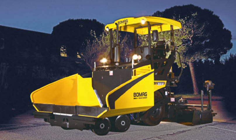 Collaboration Of Method And Technology In Heavy Equipment Operation