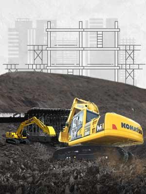 (Indonesia) United Tractors Virtual Gathering: Komatsu Excavator 20 Ton Introduction