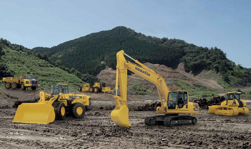 Dapatkan Produk Komatsu Terbaik di United Tractors, Distributor Alat Berat Nomor 1 di Indonesia
