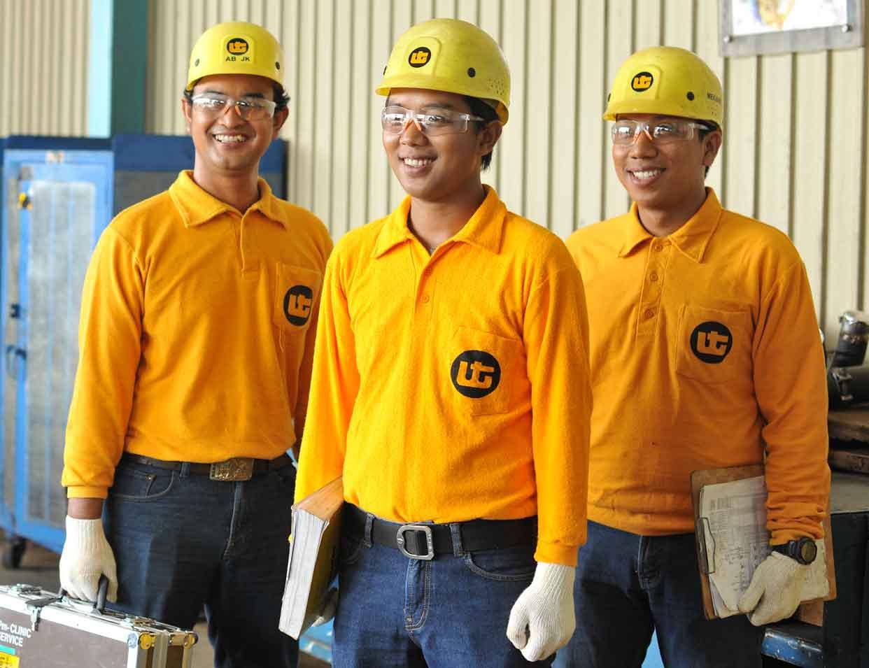Bisnis Makin Optimal dengan Perawatan Alat Berat, Truk, Bus, dan Crane Indonesia dari United Tractors