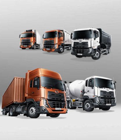 (Indonesia) UD Trucks Quester, Pilihan Tepat dari Distributor Produk Trucks Nomor 1 di Indonesia United Tractors