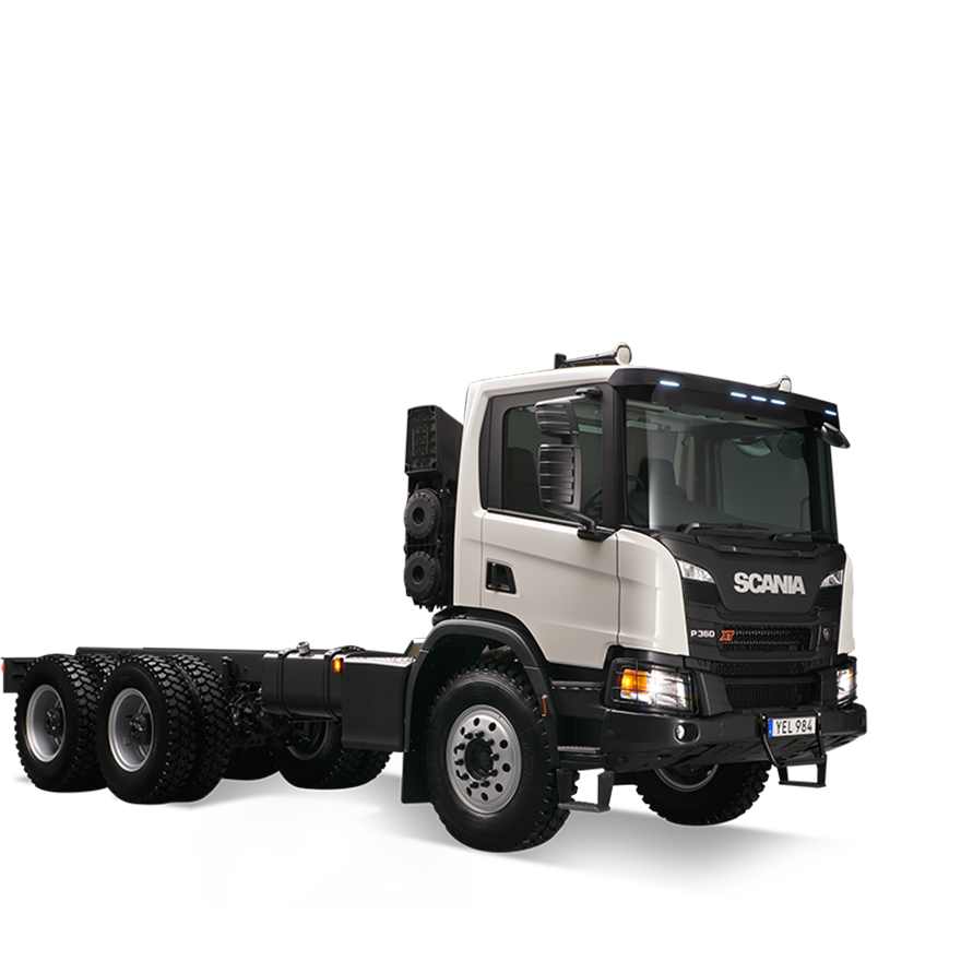 Mining Supporting Trucks