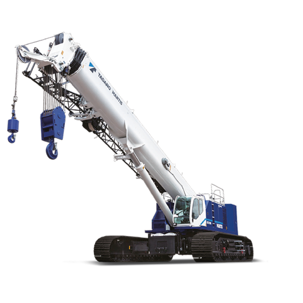 Telescopic Boom Crawler Crane