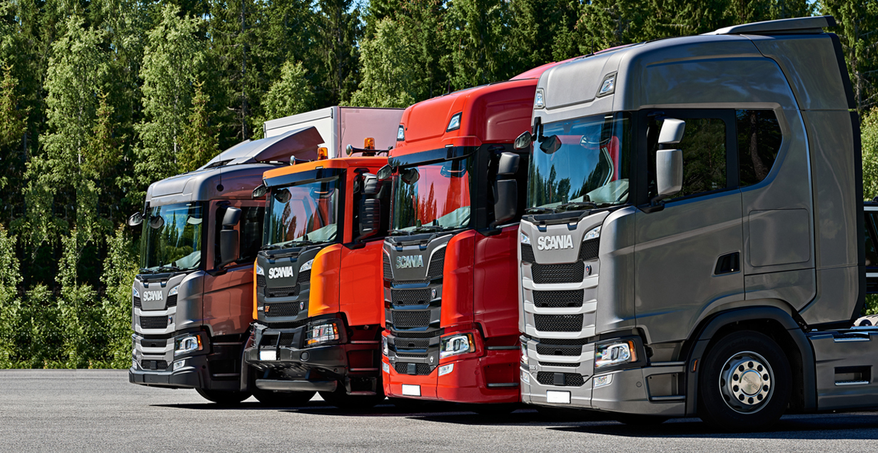 Productive Business with Scania Trucks from United Tractors