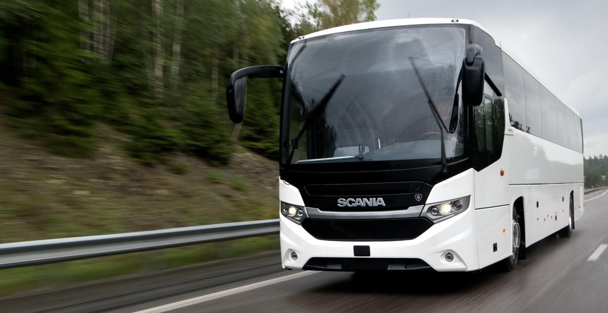 Trans Java Scania Bus Makes Travel Comfortable and #sedekatitu
